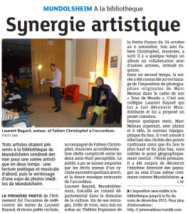 synergie artistique